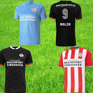 20-21 PSV ايندهوفن لكرة القدم جيرسي 2020 قميص 2021 لكرة القدم مالين camisa دي futebol IHATTAREN DUMFRIES GAKPO BRUMA لاميرس 19 منزل