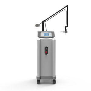 إزالة مستحضرات التجميل آلة ندب حب الشباب 30W CO2 كسور الليزر الترددات اللاسلكية أنبوب فريق Equipo ليزر CO2 Fraccion