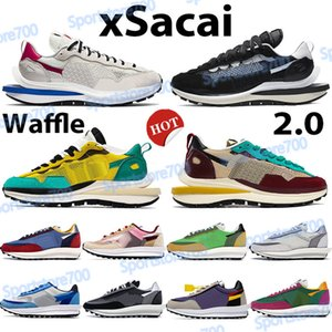 LD Waffle кроссовки мужские мужские кроссовки Xsacai Sail Tour Yellow String черный нейлоновый белый синий серый зеленый золотой Multi Bordeaua