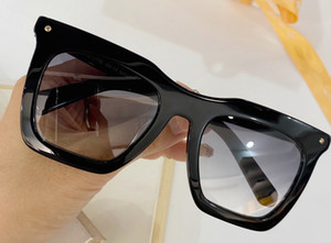 1218 Fashionable Men's Retro Sunglasses Anti-UV Ladies' Popular Goggles Simple and versatile glasses with high-quality boxes