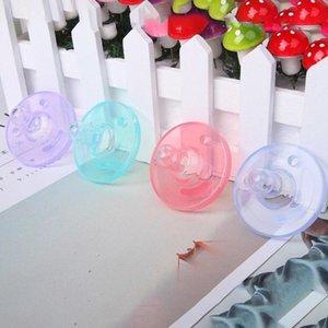 Newborn Baby Pacifiers для умиротворения ребенка силиконовые круглые удобные игры большой палец рот рта Pacifier Head Silicone K2M3