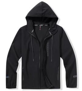 Мужские куртки трексуита капюшон осенью и зима на открытом воздухе спортивный фитнес бегущий упражнения мягкий эластичный свитер ветровая пальто сердца