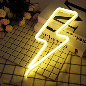 Led Neon Signs For Wall Decor Usb Or Battery Operated Night Lights Art Decor Wall Decoration Table Lights Decorative For Indoors Swy sqcmtA
