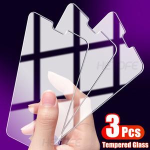 3Pcs Protective Glass For Huawei Mate 30 20 10 Lite 20X 10 Pro Screen Protector Huawei P30 P40 Lite E P Smart Z 2019 Glass Film