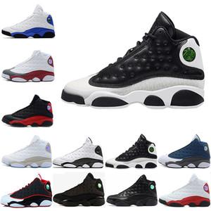 13 13s Cheap Phantom Hyper Royal blue olive Wheat GS Bordeaux DMP Chicago captain men basketball shoes, sports Sneaker Shoes free shipping