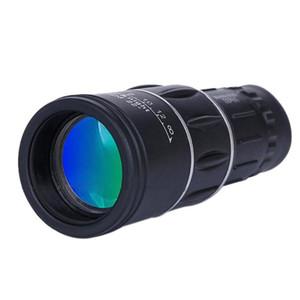 Outdoor Monocular Telescope Set HD Dual Focus Spotting Telescope Coating Zoom Optic Lens Hunting Optic Scope Camping Measurement