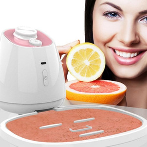 2021 New Facial Collagen Jelly Mask Machine Smart DIY Fruit and Vegetable Face Mask Maker Machine