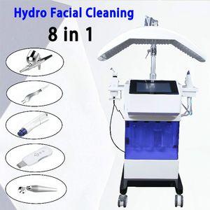 2020 HydraFacial Md macchina Hydrodermabrasion di pulizia della pelle ringiovanimento del viso microdermoabrasione HydraFacial punti neri Salon Spa Home Usa