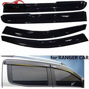 CITYCARAUTO RANGER أسود AWNINGS SHELTERS WINDOWS SUN VISOR FIT FOR RANGER T6 T7 XTL 2012-2017 PICKUP CAR elgB #