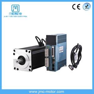 JMC Easy Servo Hybird Stepper 모터 드라이브 세트 2 상 20n.m 6.8A NEMA 42 CNC 라우터 키트 110J12190ec-1000 + 3HSS2208H-110