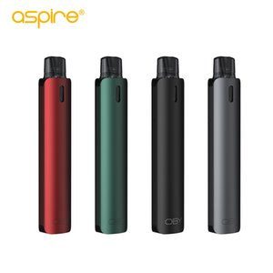 Aspire OBY Kit 500mah Battery with Type-C charging and 2ml Bottom Filling Pod with Non-Replaceable 1.2ohm Mesh Coil 100% Original