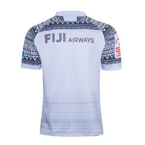 2021 Fidji Rugby League Jersey Coupe du Monde Sevens Pull Sweater Shorts Hero Vintage Souveni Edition Vest Enfants Ensemble Formation Porter Tshirt