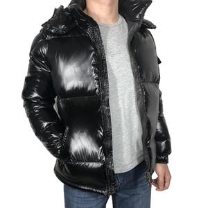 Hombre invierno chaqueta parka hombres mujeres clásico casual chaqueta abrigos para hombre al aire libre cálido pluma invierno chaqueta unisex abrigo Outwear