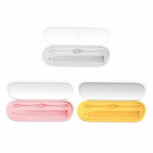 Scatola di stoccaggio della spazzola del dente dello spazzolino da viaggio della spazzolino da spazzolino elettrico originale portatile per OCLEAN Z1 / X Pro / X (solo scatola di viaggio) # 0b3z