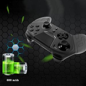 Elite Edition Wireless Bluetooth تحكم زر برمجة لعبة جويستيك ل PS4 PlayStation 4 Pro / Slim / PC Gamepads Y0114