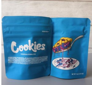 Biscotti di Berry Biscotti di Berry Biscotti Mylar Gummies Gummies. Sacchetti sacchetti sacchetti Blue 6Color Stampato Plastica Essential Candy Shipping