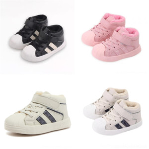 1rKc Big Kids Shell Toe I Sneakers for Boys Trainers Girls Skateboarding Shoes Children Skate Sports kanye west child Boy Toddler Skate