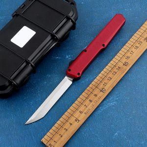 Couteau de combat CNC SLM Double Action Couteau automatique BM 3400 Italien Mafia Camping Pliant Pocket Tactical Couteau de poche EDC