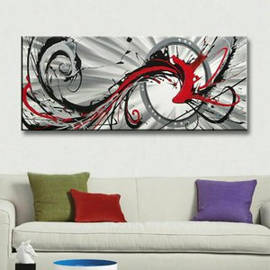 Large Modern abstract Framed & Unframed Large Home Decor Handpainted &HD Print Oil painting On Canvas Wall Art Canvas Pictures -REd028