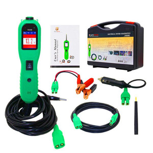 YD208 Electrical System Diagnostics Tools Circuit Tester Powerful Function With Switch Same Function VS PT150   PS100 Scanner