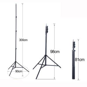 """3M Metalllaser-Level-Stativ-Nivel-Laser einstellbar 3/4 Knoten Höhenstativ / Halterung 1/4 """"mit Adapter LJ200904"""