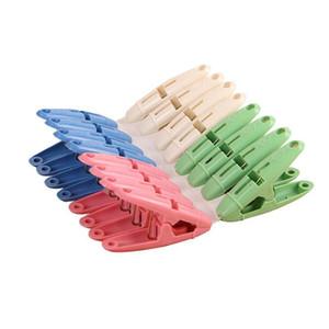 Clothespins Pin-Hosen-Tuch 16pcs Plastik Einfach Pegs Pins für schöne Socken bbyJIN yh_pack