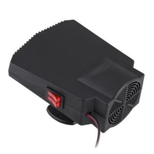 250W 12V Car Heater Defroster Ceramic Auto Car Truck Fan Heater Window Defroster Vehicle Cooling Cooler Warmer Fan
