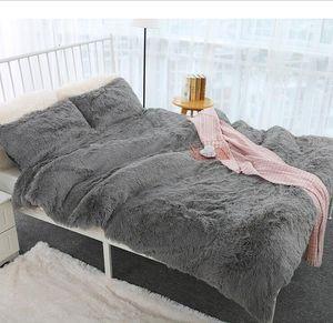 Plush Throw Blanket Super Soft Long Shaggy Blankets Fuzzy PV Fur Faux Fur Warm Elegant Cozy Throw Sofas Bedding 80*120cm GWE4102