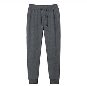 Fashion-casual running pants 2020 autumn new men's jogging plus size sports pants men's leggings sports sweatpants