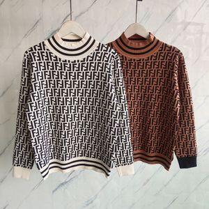 cX8h 2020 nova women039; s gola letra logo manga longa imprimir sweater terno calças e elástica harém cintura malha twinset topo knitte moda