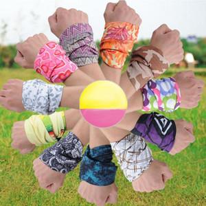 Wholesale- Multi Colors Bandana Tube Scarf Head Face Mask Neck Gaiter Headwear Snood Beanie1