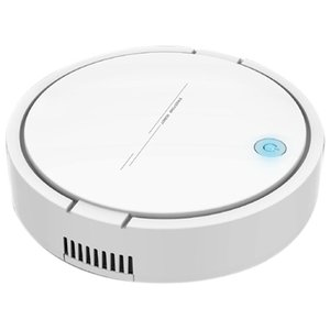 Creative Automatic ing Robot Vacuum Cleaner USB Charging Cordless Vacuum Cleaner Cordless Robot Robots White