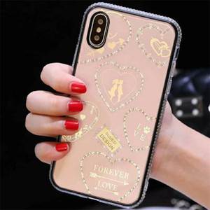For Samsung Galaxy Note 10 Pro Note 20 Ultra Fashion Diamond Phone Case S10 Plus S20 Ultra Designer Phone Case