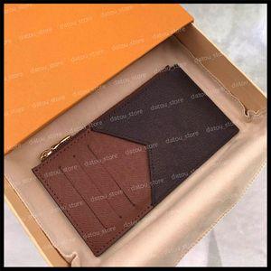 Mens Wallet 2021 Luxurys 디자이너 가방 여성 카드 홀더 코인 지갑 Pochette 지갑 키 여권 홀더 클러치 백 긴 지갑