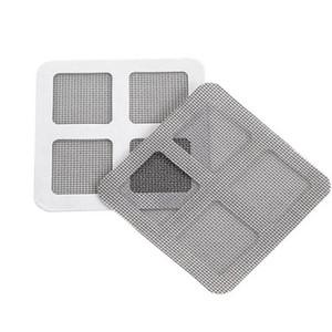 el envío libre de 3 piezas finas cortinas Pantallas parche puerta pasta reparadora anti-mosquitera
