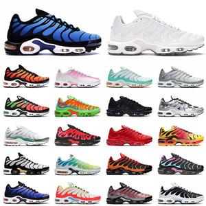 airmax max plus tn 2021 TN plus SIZE 12 أحذية رياضية للجري تعني أخضر الكل أبيض Lava Team أحمر رجالي نسائي Oreo Worldwide أحذية رياضية 46 يورو