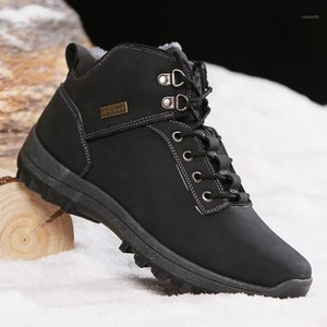 Men Shoes Explosion Models High-top Comfortable Cotton Boots Mans Footwear Masculine Boot Zapatos De Hombre Botas Hombre1