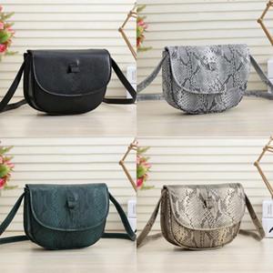 luxurys tasarımcılar çanta Moda Omuz Çantaları Kadınlar Deri Zincir Serpantin Eyer çantası Çanta Crossbody Çanta Lady Cüzdan Çantası