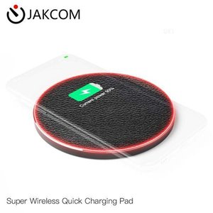 JAKCOM QW3 Super Wireless Quick Charging Pad New Cell Phone Chargers as sports event candele mini cooper gift items