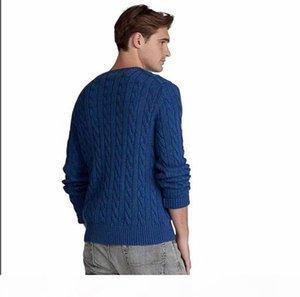 2020 neue pp52521 männer winter warm gestrickter pullover lässig pullover o-neck lange hülse schlank top männer casual baumwolle herbst herbst mens pullover