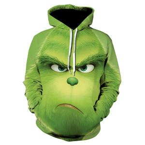 New Pullovers Grinch Movie Sweatshirts Printed 3d Hoodies Mens 2020 Cool Harajuku Fashion Anime Hoodie Funny Streetwear Gxvmc