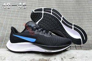 Atacado Zoom Pegasus 37 Turbo 2 Black Gunsmok Sapatos Homens Zoomx 4% Seguinte Betrue Blue Sneakers Ribbon Sports 36-45 Correndo