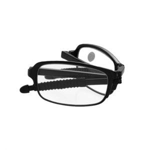 Qutzzmnd Frauen Männer Vision Pflege Falten Lesebrille Brillen Lupe Brillen mit Gehäuse +1,0 +1,5 +2,0 +2,5 +3,0 +3,5 +4.0