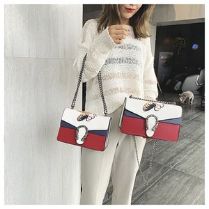 2020 quality free shipping high quality leather women's handbag pochette Metis shoulder bags crossbody bags purse Bee