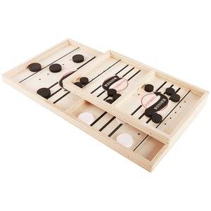 Игра Fast Sling Puck Board Pature Hokkey Game Для детей Catapult Chess Chess Parent-Child Interactive Toy Winner Puck Puck