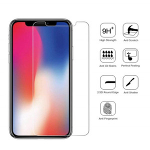 Clear Screen Protector 9H Tempered Glass film for iphone 12 mini 11 12 pro max 11 XR XS MAX 6 7 8 PLUS