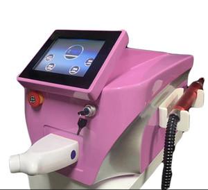 Nouvelle machine d'élimination du tatouage de tatouage de laser PicoSecond PicoSecond 755nm 755nm pour tatouage Thérapie Picolaser Thérapie Picolaser Tache de rousseur Élimination pigmentaire