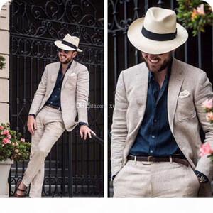 Пользовательские весенние серые мужские костюмы Blazer свадебные костюмы для мужчин жених носить костюм выпускного вечера, одетый смокинг Terno Masculino 2-х куртка + брюки