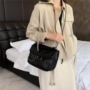 Large Capacity Handbag Crossbody Durable Fashion Women Shoulder Bags PU Leather Elegant Messenger Solid Color