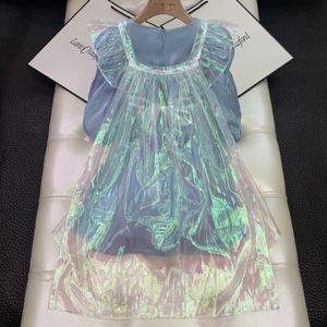 top quality kids clothes girls dress kids party dress skirt baby girl clothesEGIC